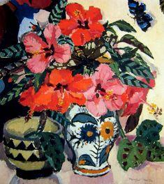 Margaret Preston, Hibiscus