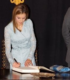 07 July 2014 King Felipe and Queen Letizia are currently in Portugal for a one day official visit