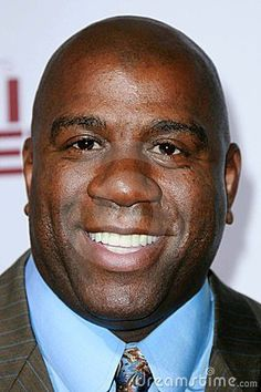 Happy Birthday Mr. Magic Johnson- © Sbukley (Audiomicro Inc.) | Dreamstime.com- Magic Johnson at the premiere of Why Did I Get Married?. Arclight Theatre, Hollywood