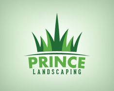 Prince Landscaping - Crown Logo Design Source by alanahbarlow Logo Word, 2 Logo, Landscaping Logo, Gfx Design, Graphic Design, Indoor Plants Low Light, Plant Logos, Agriculture Logo, Crown Logo