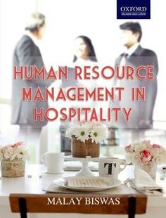 Human Resource Management in Hospitality is a comprehensive textbook, designed especially for students of hotel management programmes. It explores the core concepts of human resource management (HRM) and uses numerous industry-related examples and case studies to explain them. Beginning with an introduction to HRM, the book goes on to explore relevant theoretical concepts like manpower planning, recruitment, training and development.