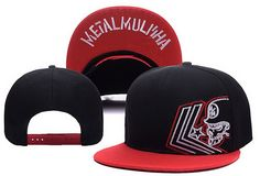 Hot Fashionable Metal Mulisha Snapbacks Hat leisure hiphop Street Cap   6 pc 3b4ebeba971a