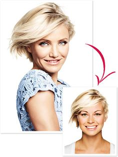 Give #CameronDiaz's #InStyle cover hair a try on! http://news.instyle.com/2012/05/12/cameron-diaz-short-bob-hairstyle/
