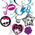 Monster High Decorations $4.99 @nobbies    #monsterhigh