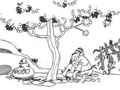 Lucas 13: De vijgenboom zonder vruchten