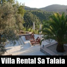 Villa Rental Sa Talaia