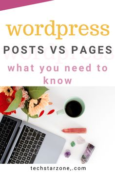 Understanding WordPress: Posts vs Pages Wordpress For Beginners, Wordpress Guide, Wordpress Help, Wordpress Admin, Wordpress Website Design, Wordpress Plugins, Blogging For Beginners, Admin Login