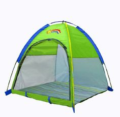 Special Offers - Pacific Play Tents Baby Suite Deluxe Nursery Tent w/1.5 Pad  Green - In stock & Free Shipping. You can save more money! Check It (April 08 2016 at 10:12AM) >> http://kidsscooterusa.net/pacific-play-tents-baby-suite-deluxe-nursery-tent-w1-5-pad-green/