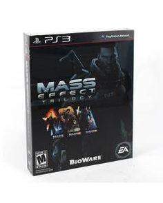 0984db7ecc38 Mass Effect Trilogy Collection (PS3) (US) Playstation