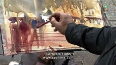 *****OFFICIAL TRAILER***** FULL LENGTH DVD AVAILABLE FROM: http://www.apvfilms.com Alvaro is one of the world's most respected watercolour artists with a pas...