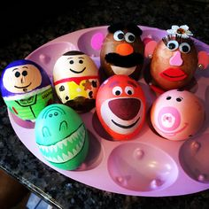 Toy story Easter eggs