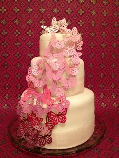 Easy & Elegant Wedding Cake You Can Make Yourself for Under $50