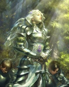 Word of a paladin's deeds can spread fast and far. In some cases, the holy warrior can attract followers who wish to aid and protect him/her in their ongoing efforts to rid the world of evil and injustice.