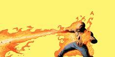 El Diablo in Suicide Squad Most Wanted: El Diablo and Boomerang #1