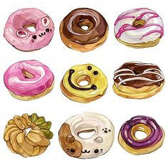Laura Manfre | donuts