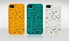 SWITCHEASY Avant Garde iPhone 5S Case