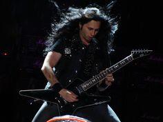 Gus G of Firewind. Power Metal, Thrash Metal, Death Metal, Ozzy Osbourne Guitarist, Punk Rock, Musica Punk, Night Ranger, Gus G, Esp Guitars