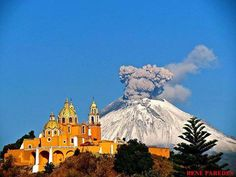 Cholula Puebla - one of the best places I'll ever call home