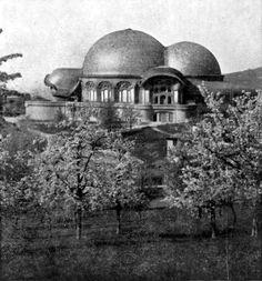 The First Goetheanum