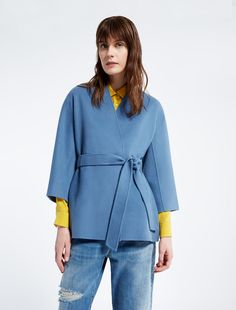 Jacket in wool Weekend Maxmara