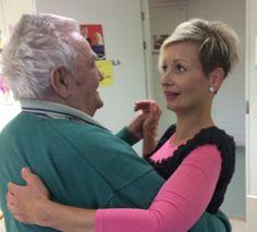 Erkin kanssa tango...
