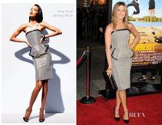 Jennifer Aniston In Tom Ford – 'Wanderlust' LA Premiere