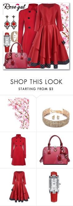 """""""Style trendy Rosegal chokers"""" by ane-twist ❤ liked on Polyvore"""