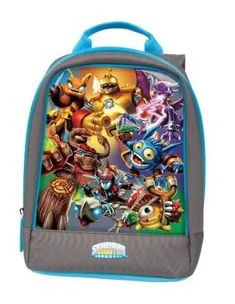 Buy Skylanders Giants sling bag backpack with blue trim for The Simpsons Game, Baby Nappy Bags, Wii Sports, Skylanders, Kinds Of Music, Listening To Music, Backpack Bags, Baby Blue, Gift Guide