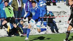 Josh Gatt Goal for Molde