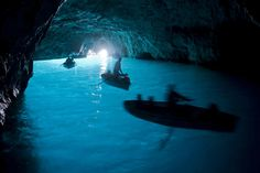 Visit the Blue Grotto. It's commercial alright but there's no doubting how pretty the iridescent blue water of the grotto is, and the trip there is fun too.