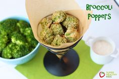 Broccoli Poppers
