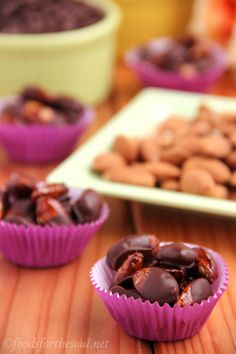 Recipes-Nuts on Pinterest | Candied Nuts, Candied Almonds and Cinnamon