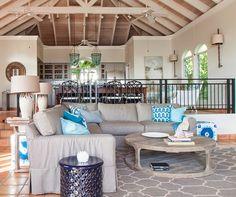 coastal living room | Mimi and Hill Interiors