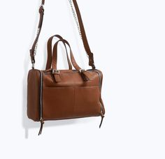 Brown Bag Zara