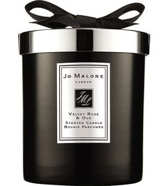 JO MALONE - Velvet Rose & Oud home candle