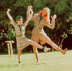 Do the Freddy!! <3 troop beverly hills