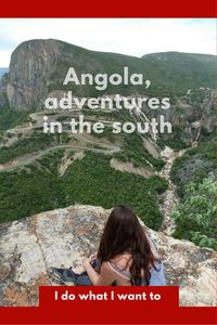There is no place you gather anecdotes like the south of Angola, tribes, rock painted art, safari....
