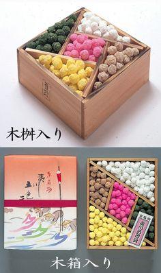 夷川五色豆 京菓子老舗 豆政|お買い物ページ
