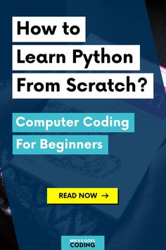 So you want to learn Python programming this year? Great! Check out this beginner's guide to learning this powerful and popular computer programming language from absolute scratch, step-by-step. I'll show you how I learned Python in just 4 weeks, getting familiar with the syntax and starting to build my first Python coding projects for my portfolio. #mikkegoes #python #programming #coding #webdevelopment #webdeveloper #tech #careers #education Computer Programming Languages, Coding Languages, Computer Coding, Learn Programming, Python Programming, Foreign Languages, Kids Educational Crafts, Educational Websites, French Language Learning