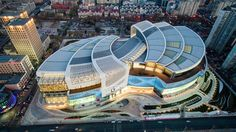 Image 6 of 15 from gallery of Olympia 66 Dalian  / AEDAS. Courtesy of AEDAS