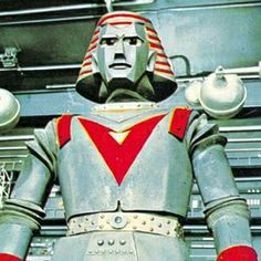 From Giant Robo, a.k.a. Johnny Sokko and His Flying Robot