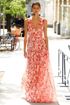 Lela Rose New York Spring/Summer 2017 Ready-To-Wear Collection | #NYFW