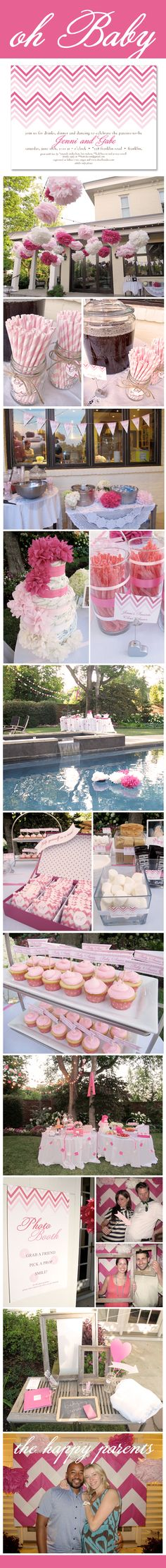 i hope my baby shower will be like this. a woman can dream.