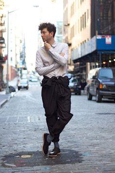 a man style