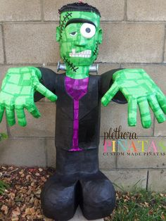 Frankenstein Monster Pinata