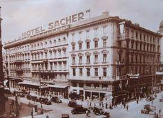 Hotel Sacher Wien (undatiertes Foto)