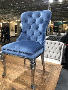 Www.halomeble.pl Chesterfield Chair, Townhouse, Condo, Dining Chairs, Furniture, Home Decor, Dinner Chairs, Homemade Home Decor, Dining Chair