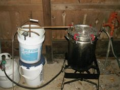 Essential Oil Extractor Distiller DIY | The Homestead Survival