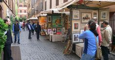Read Rome: discover four magical streets by Lonely Planet