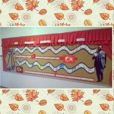ötlet idővonalhoz Turkey Holidays, Classroom Bulletin Boards, National Holidays, Primary School, Valance Curtains, Teaching, Upper Elementary, Tax Day Deals, Education